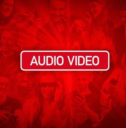 AudioVideo – allsångsradio
