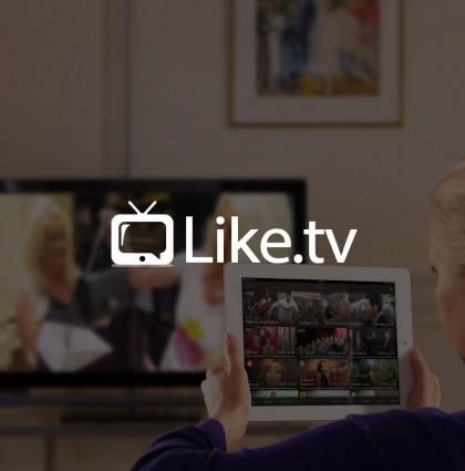 Like.tv – skaffa appen själv!