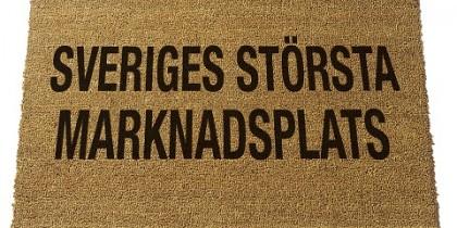 Svensk Direktreklam – på dörrmattan