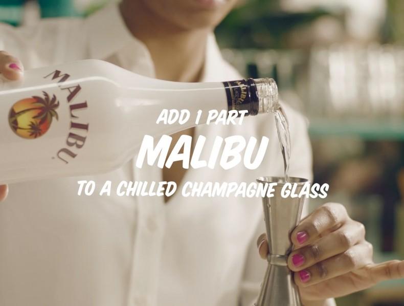 Malibu – drinkar online